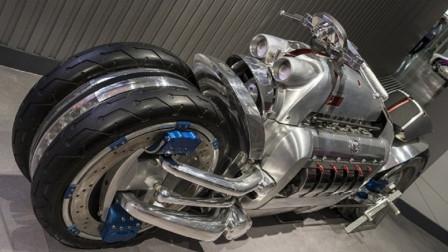 比高铁还快的摩托车!造价2.7亿号称陆地飞行器,全球限量47辆