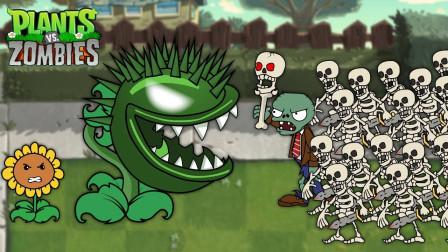 植物大战僵尸:僵尸这下倒霉了