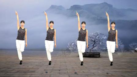 减肥就跳步子舞《天边的情哥哥》32步附教学,走着走着就瘦了