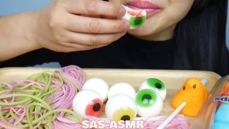声控吃播软糖系列甜品