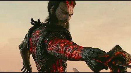 原来他的剑,就藏在脊骨里的,比孙悟空的金箍棒还厉害