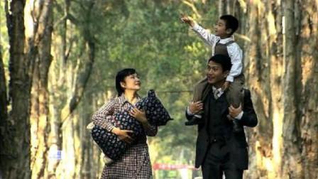 娘妻:耀宗带秋菊母子游玩,在餐厅吃牛排,真是幸福的一家三口啊