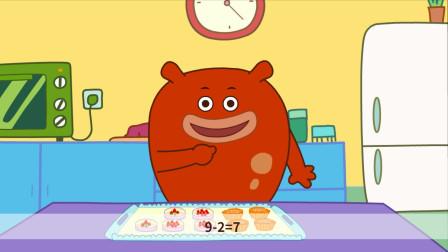 咕力咕力:红咕力做厨师 最温暖的怀抱双享版