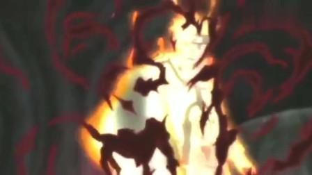 火影忍者:鸣人最快的其中一次!控制住!不让让眼泪留下来!