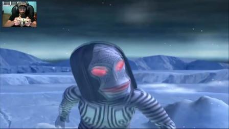 奥特曼:外星人vs奥特曼,外星人很厉害