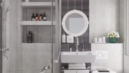 小空间3.7平米卫生间设计思路