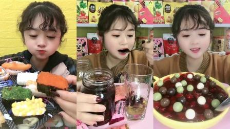萌姐试吃:百香果蜜和水果蛋糕,还有巧克力草莓果酱,每一个都很不错!