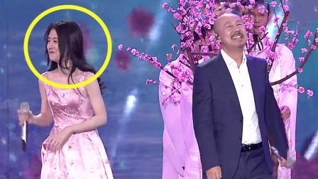张碧晨:我们专业歌手,绝对不笑场!腾格尔:那是你没遇见我!