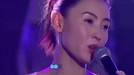张柏芝彻底放飞自我了,离婚后献唱《星语心愿》,实在太魔性了