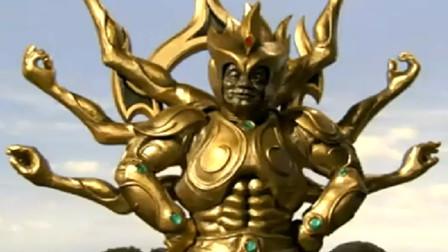 奥特曼中登场了17个魔神,加坦杰厄、贝利亚,谁才是怪兽之王!