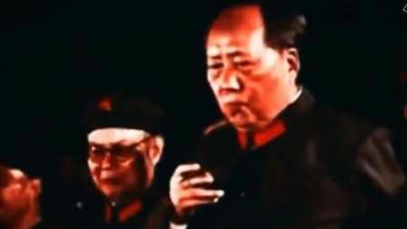 毛主席最具风采的高光时刻,给我们无穷无尽的力量