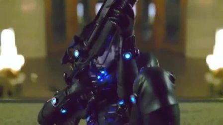 日本顶级漫改科幻,无敌的反派,百倍大如来神!