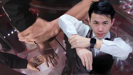 魔术揭秘:手穿玻璃,被刘谦骗了10年,其实背后不简单