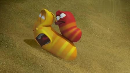 爆笑虫子:小红果然是个坑货!大难当头各自飞!塑料兄弟情!