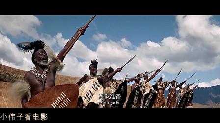 祖鲁之战:让我大开眼见,黑人的战术就是牛,一动不动当活靶子
