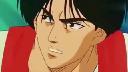 灌篮高手:三井也自称是篮球天才,流川枫的补刀超逗