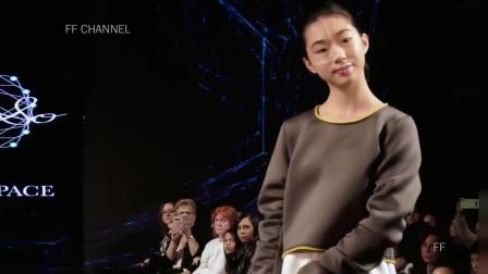 2020纽约时装周Ashlyn So品牌时装秀,这身材真是太让人羡慕!