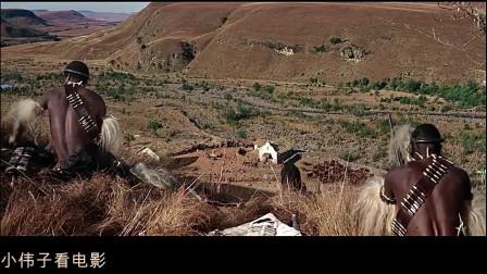 祖鲁之战:祖鲁人也学精了,捡起英军的枪,跑到山上打黑枪