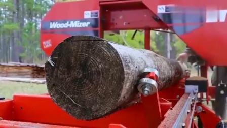 家用木材切割机,省时又省力!网友:挺先进的