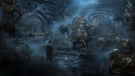 传说中的养尸地在何处?养尸地滋养的究竟是什么怪物