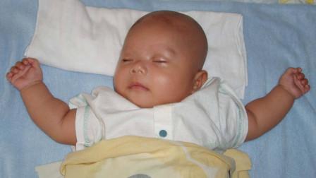 """""""宝宝过百天了,后悔头3个月没有抱睡"""",宝妈早知早受益"""