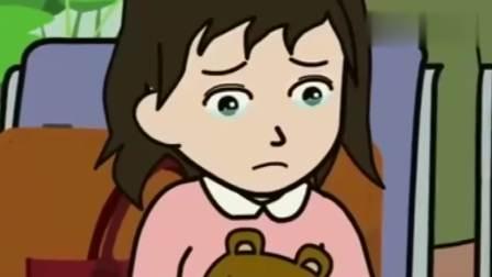 猪屁登:女孩的玩具被奶奶嫌弃,屁登看到主动出手阻止,结局太暖心
