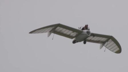 只有在动漫中才能见过的飞行器,如今却被日本人在现实中实现了