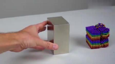 钕磁铁的磁性有多强?老外用磁石面膜亲测,效果让人直呼意外!