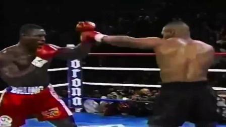 重温两度重量级拳王泰森封王时刻,卫冕者都没能撑过三回合