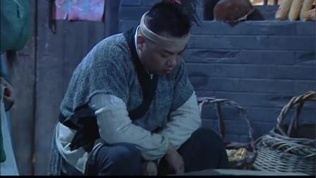 武林外传,小郭和秀才的每一次秀恩爱,都有一个受伤害的大嘴