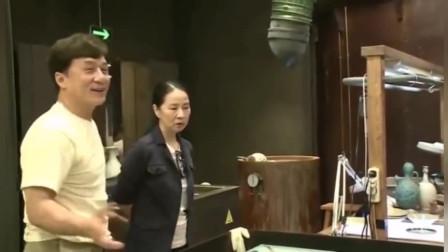 成龙感谢妻子林凤娇:一辈子能够遇到她,是我最大的福气!