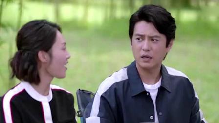 如果岁月可回头:靳东第一次追求美女,不料美女回答,靳东傻眼了