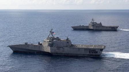 打着航行自由的幌子,美接二连三在南海秀肌肉,南部战区发出警告