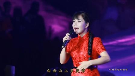 王二妮难忘故乡情一首《榆林美》唱出了对家乡的热爱!
