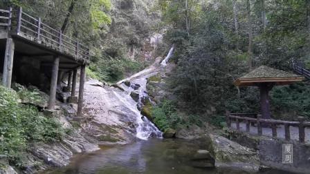 湖南有座神秘峡谷,传说舜皇妃子曾来此跳舞,满山都是野生猕猴桃