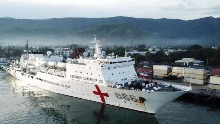 """中国医院船数量碾压美国六倍!美国海上""""火神山""""医院传说被粉碎"""