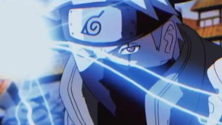 火影忍者:中前两次的卡卡西的全貌受人耻笑,后面一次你必须觉得他帅!