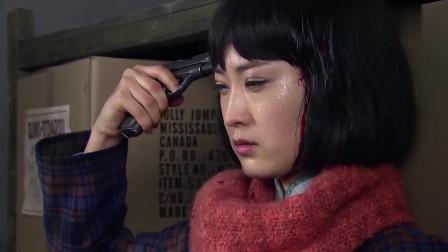 省港大营救:姑娘被日本人包围,直接开枪了,太心疼了