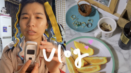 vlog.我的独居生活 | 陪妈妈做手术·整理房间改变格局·一次性羊毛卷·怀念翻盖手机的时光