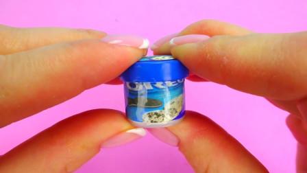 微世界DIY:微型品牌冰淇淋