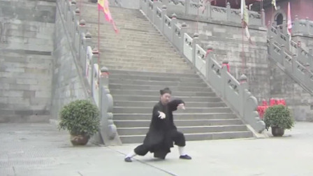 武当功夫高手钟云龙道长,曾打败日本武士,谁敢挑战他吗?