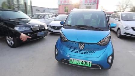 这可能是最便宜的新能源车? 宝骏E100初体验, 上班、代步好选择!