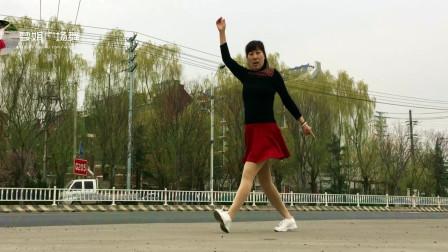 最新鬼步舞《潇洒走一回》,老歌新跳,再现经典魅力