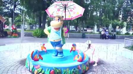 可爱萝莉:风雨只是一时的,只要你坚持住,便会看到雨后的彩虹!