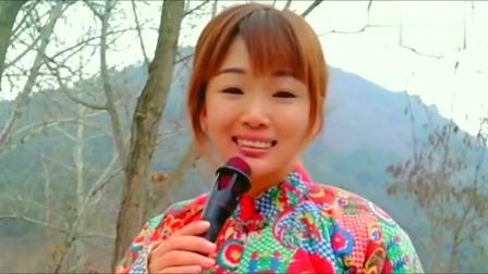 农村小媳妇一首《谁是我的新郎》,甜美响亮的嗓音,非常的好听