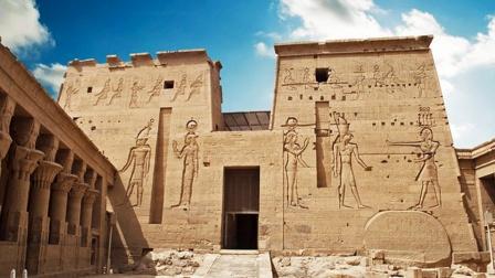 阿斯旺·伊西丝神庙 I 法老时代的最后一座神庙