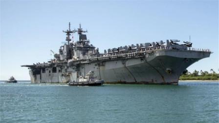 美军连遭重创,又一艘航母爆发疫情,未来更多军舰或将中招