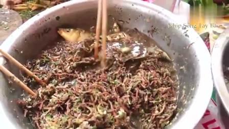 外国的鱼生是这样吃的,广东人也顶唔顺啊
