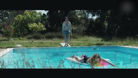 夏日阁楼:马提与莱娜享受度假时光,马提得知哥哥已经输到没钱了