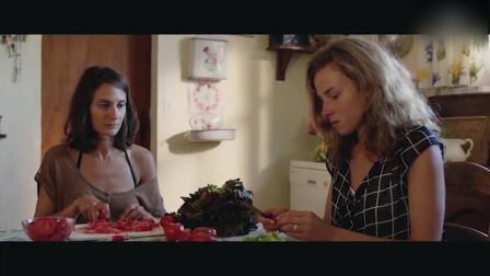 夏日阁楼:大卫夫妻感情破裂,本是大好日子的莱娜很伤心